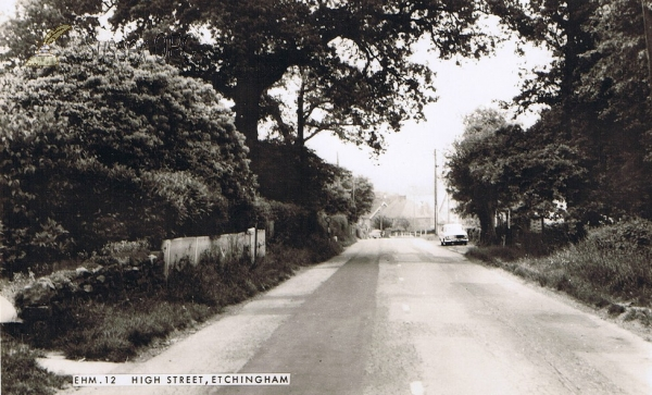 Image of Etchingham - High Street