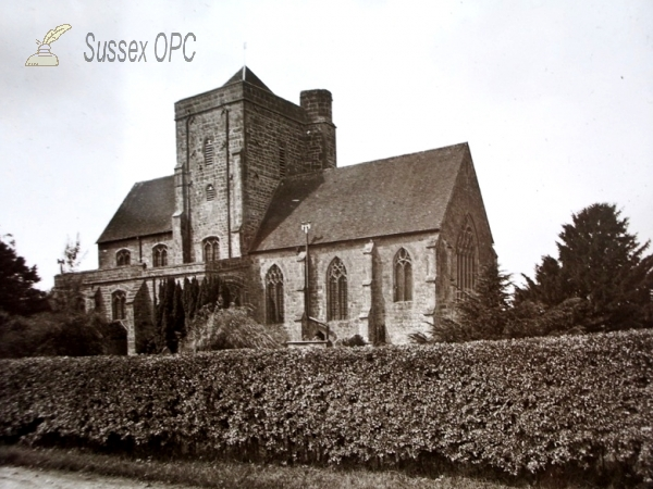 Image of Etchingham - The Church