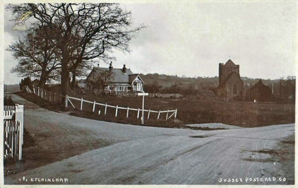 Image of Etchingham - High Street (St Nicholas)