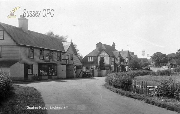 Image of Etchingham - Station Road