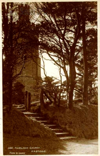 Fairlight - St Andrew's Church