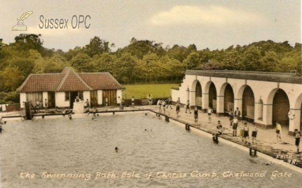 Chelwood Gate - Isle of Thorns (Swimming Pool)