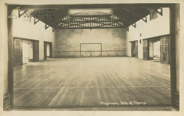 Image of Chelwood Gate - Isle of Thorns, Playroom