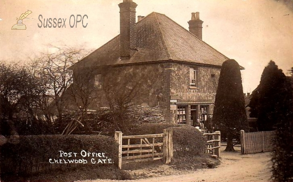 Chelwood Gate - Post Office
