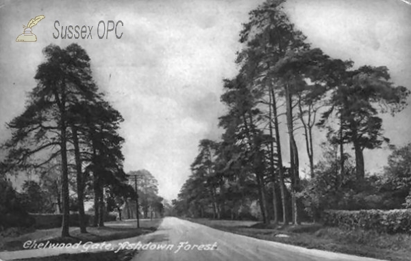 Image of Chelwood Gate - Ashdown Forest