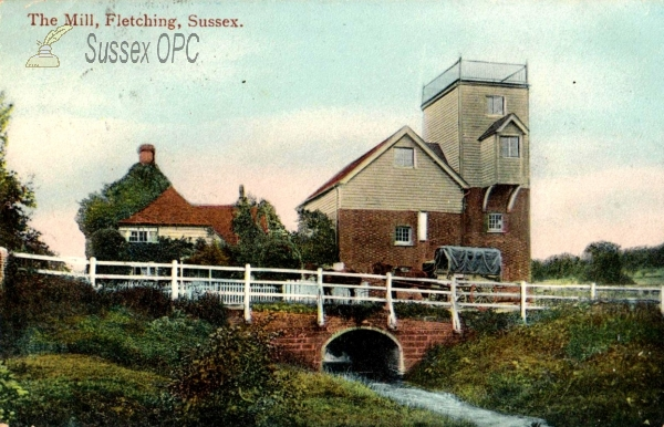 Fletching - The Mill