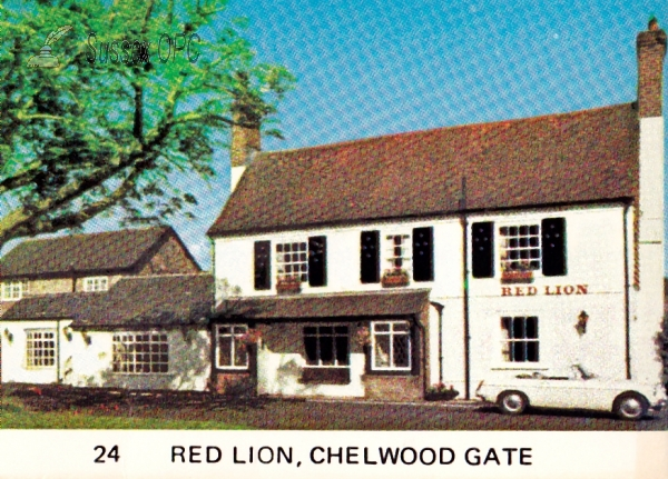 Chelwood Gate - The Red Lion