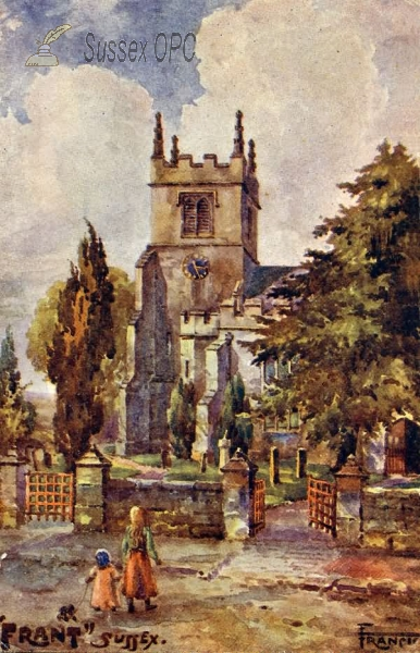 Image of Frant - St Alban's Church