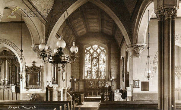 Image of Frant - St Alban (Interior)