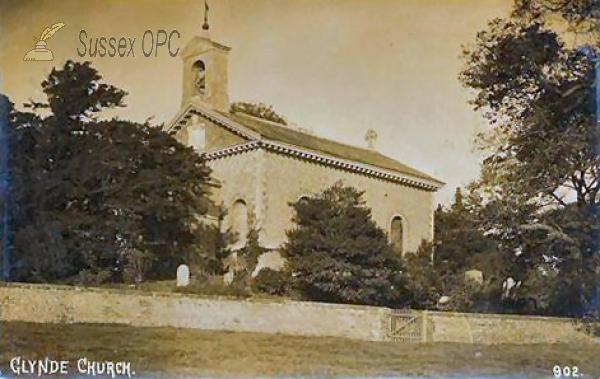 Image of Glynde - St Mary's Church