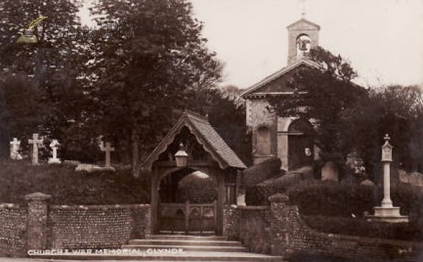 Image of Glynde - St Mary's Church & War Memorial