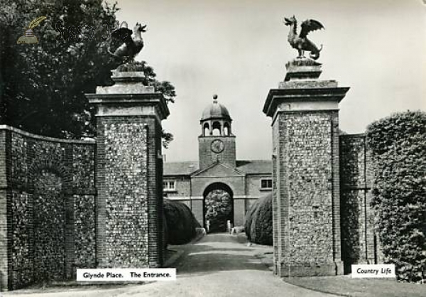 Glynde - Glynde Place (The Entrance)