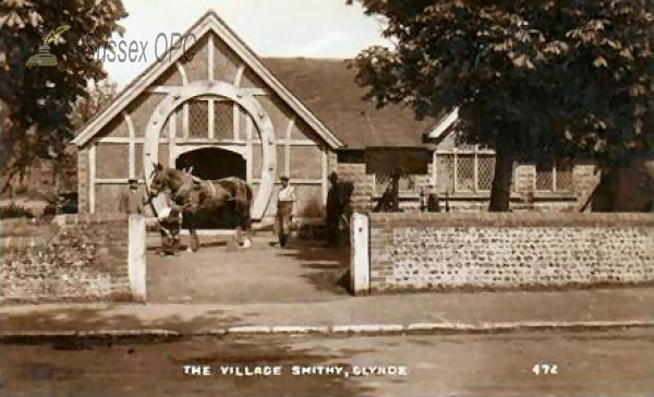 Image of Glynde - Smithy