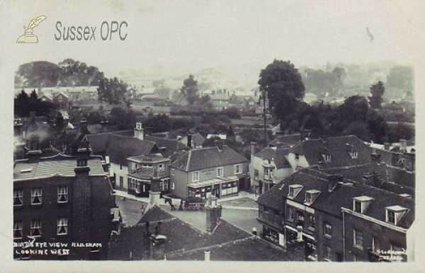 Image of Hailsham - Bird's Eye View Looking West