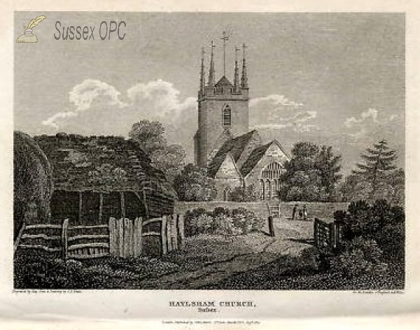 Image of Hailsham - St Mary's Church