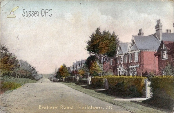 Image of Hailsham - Ersham Road