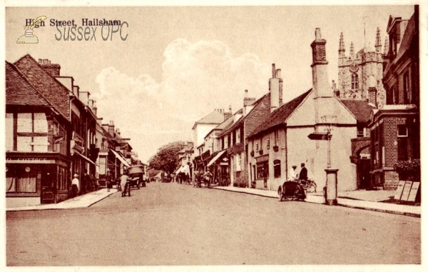 Image of Hailsham - High Street