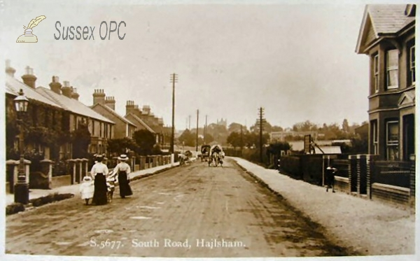 Image of Hailsham - South Road