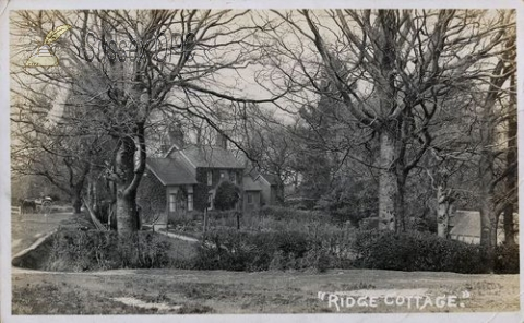 Coleman's Hatch - Ridge Cottage