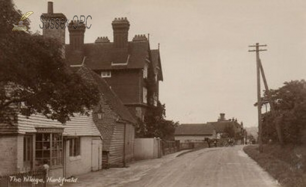 Image of Hartfield - Village (F Jaques, Bakers)