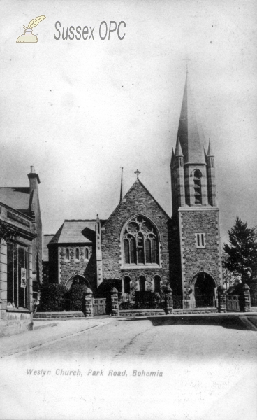 Image of St Leonards - Wesleyan Church, Bohemia