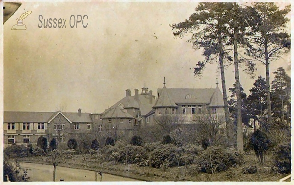 St Leonards - Eversfield Chest Hospital