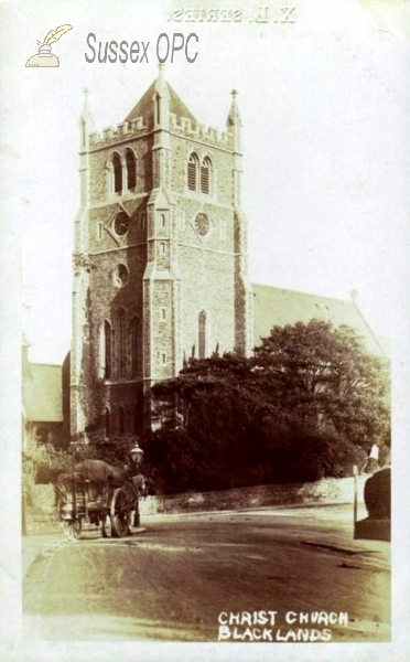 Image of Hastings - Christ Church, Blacklands