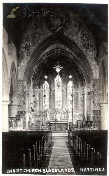 Hastings - Christ Church (Interior)