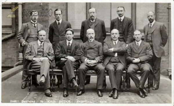 Image of Hastings - Doctors to East Sussex Hospital