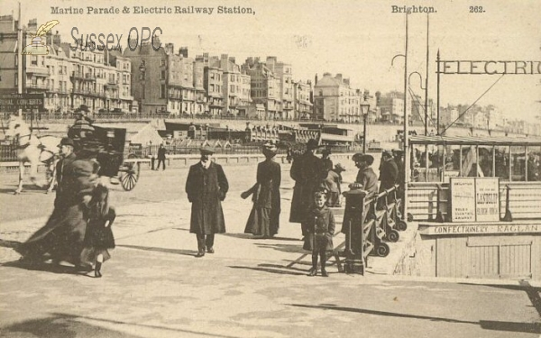 Hastings - Marine Parade & Electric Railway Station