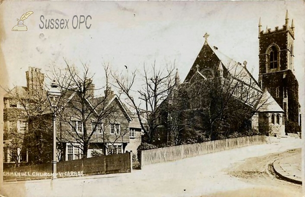 Hastings - Emmanuel Church & Vicarage