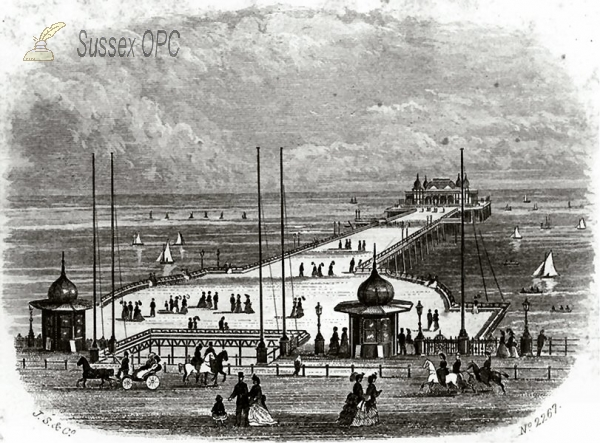 St Leonards - The Pier