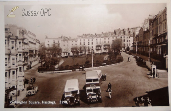 Hastings - Wellington Square