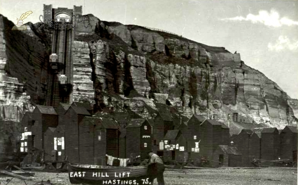 Image of Hastings - East Hill Lift