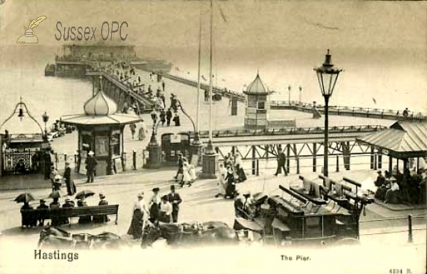 Hastings - The Pier