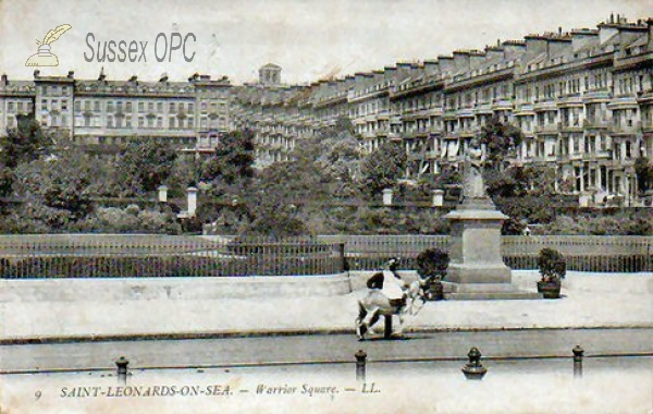 Image of St Leonards - Warrior Square
