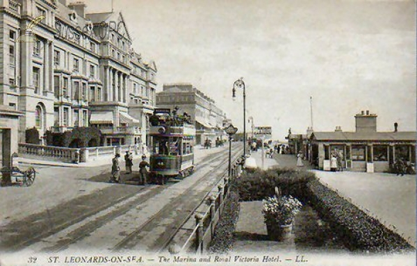 St Leonards - Marina & Royal Victoria Road