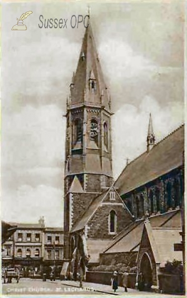 Image of St Leonards - Christ Church