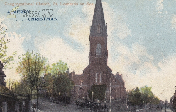 St Leonards - Congregational Church (Christmas variant)
