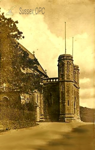 Image of St Leonards - St Michael's Chapel, Convent of the Holy Child