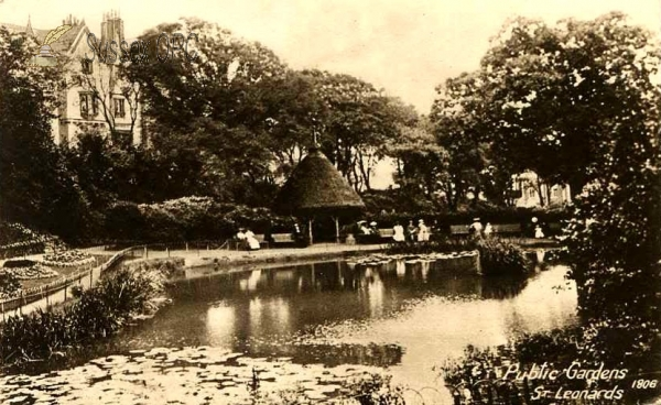 Image of St Leonards - Gardens