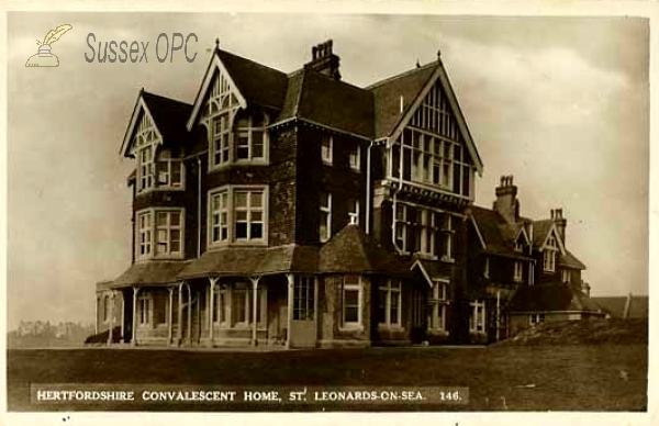 St Leonards - Hertfordshire Convalescent Home