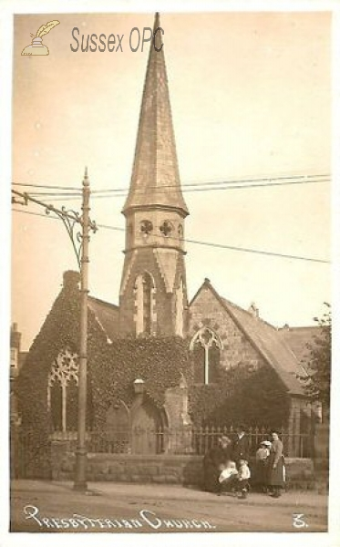 St Leonards - Presbyterian Church (St Luke)