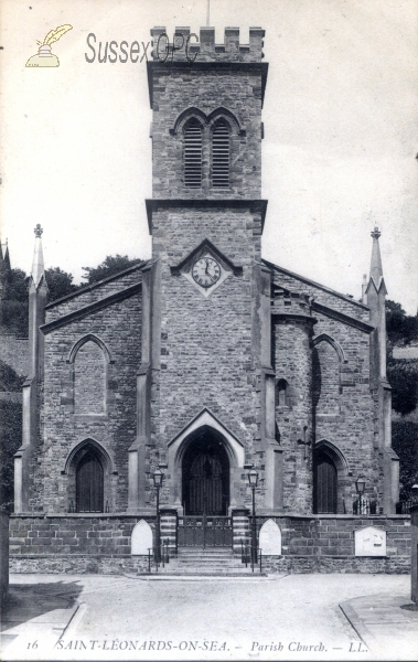 Image of St Leonards - St Leonard's Church