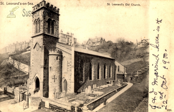 St Leonards - St Leonard's Church