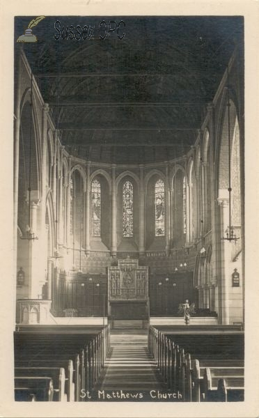 Image of St Leonards - St Matthew's Church (Interior)