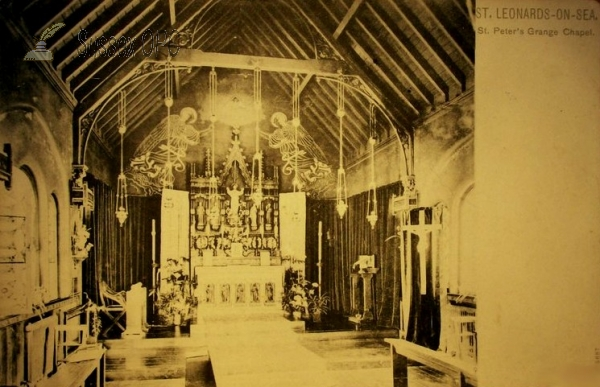 St Leonards - St Peter's Grange (Interior)