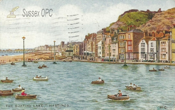 Hastings - Boating Lake