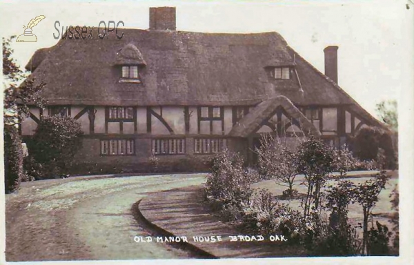 Broad Oak - Old Manor House