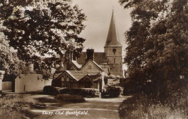 Heathfield - All Saints Church